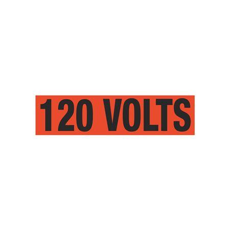 120 Volts Single Electrical Marker - EM1
