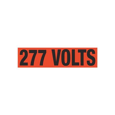 277 Volts Single Electrical Marker - EM1