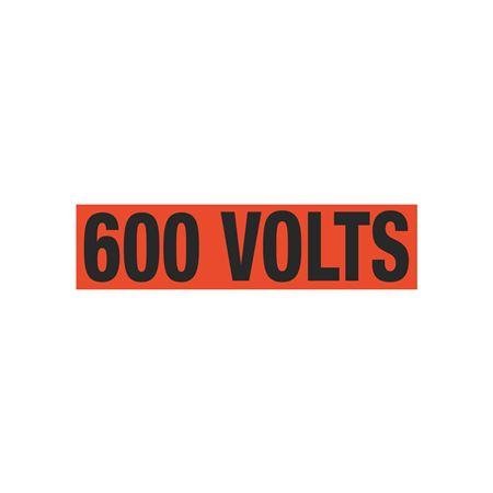 600 Volts Single Electrical Marker - EM1