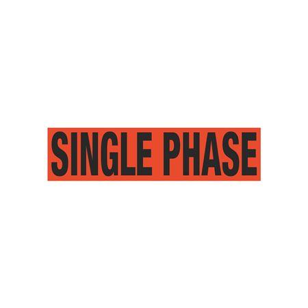 Single Phase Single Electrical Marker - EM1