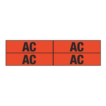 AC Quad Electrical Marker - EM2