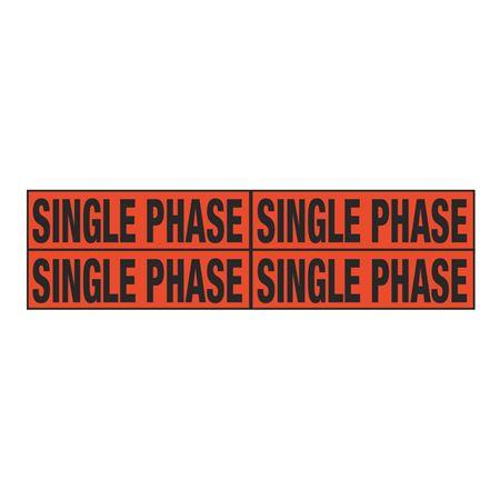 Single Phase Quad Electrical Marker - EM2