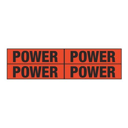 Power Quad Electrical Marker - EM2