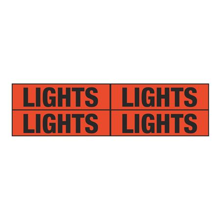 Lights Quad Electrical Marker - EM2