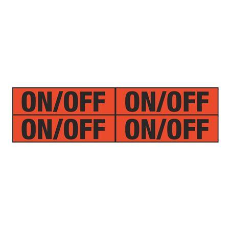 On/Off Quad Electrical Marker - EM2