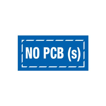 PCB Labels - No PCBs - Roll of 500 1 x 2