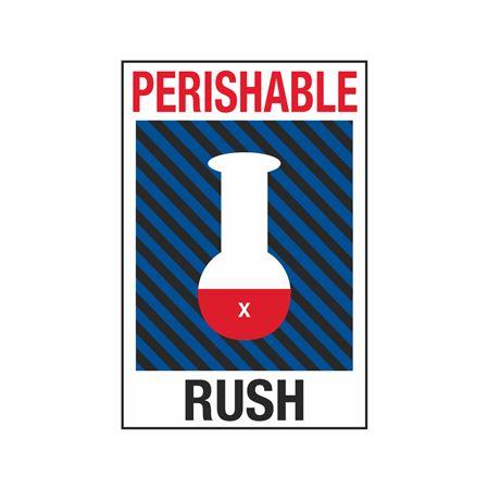Perishable Rush - 4 x 6