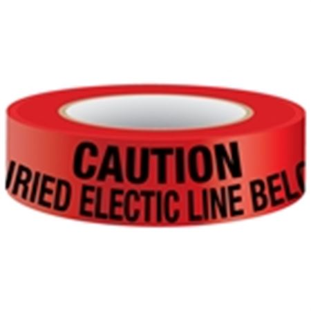 Underground Tape - Non-Detectable - Electrical Line Below