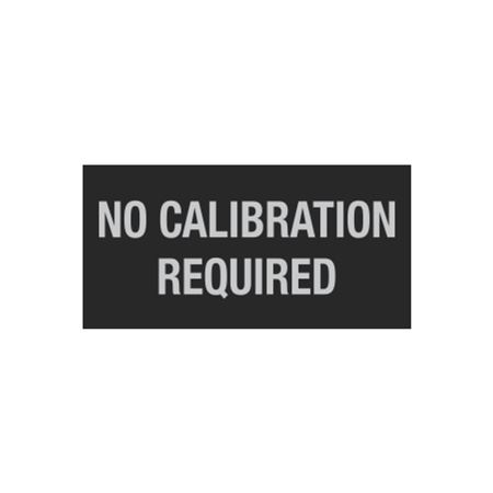 All Weather Calibration Decals - No Calibration Required 1 x 2