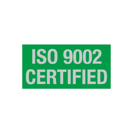 All Weather Calibration Decals (QualityControl) - ISO 9002 Certified 1 x 2