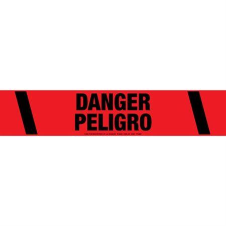 Danger / Peligro Tape