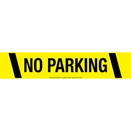 No Parking Tape