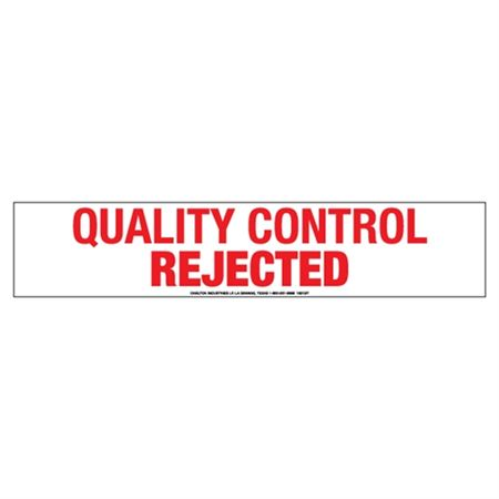 Quality Control Rejected - 200 Feet