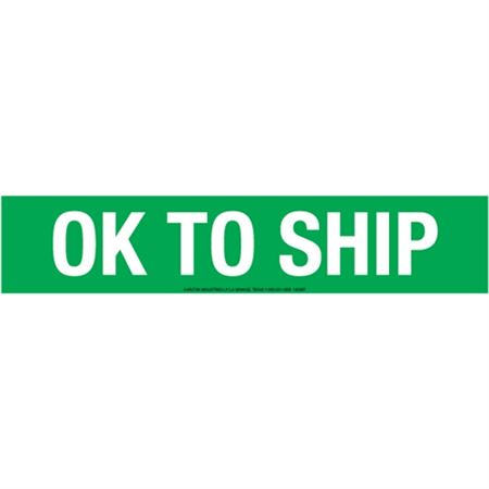 Ok to Ship - 200 Feet