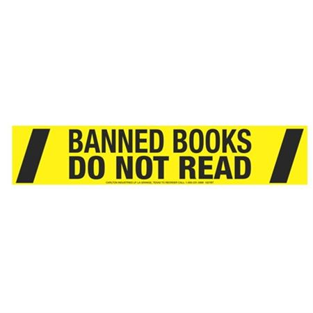 Banned Books Week Tape