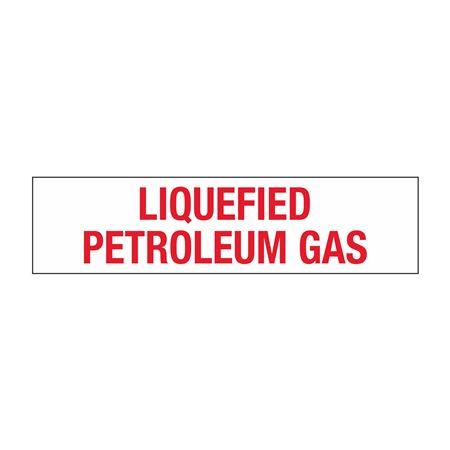 Truck/Tank Decals - Liquefied Petroleum Gas