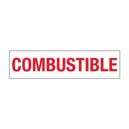 Truck/Tank Decals - Combustible