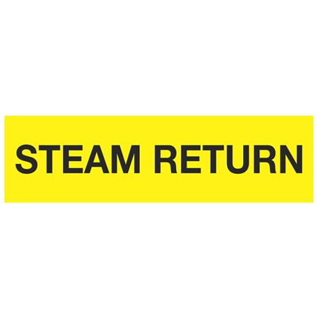 PK/10 STEAM RETURN PIPEMARKER