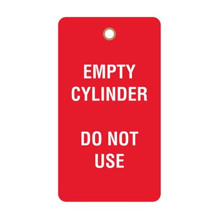 Empty Cylinder Do Not Use