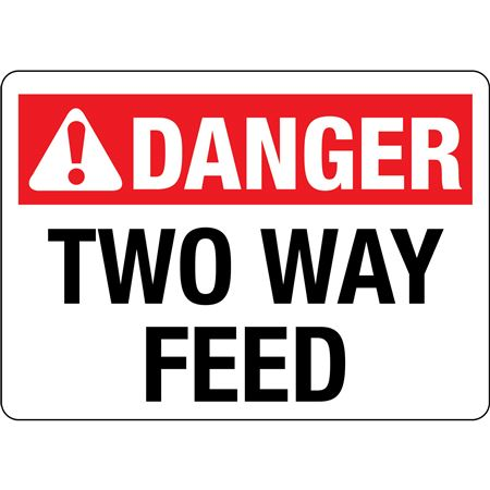 ANSI Two Way Feed