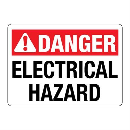 ANSI Electrical Hazard