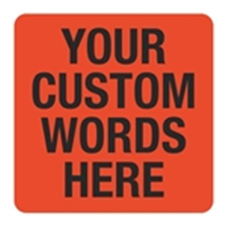 Interchangeable A-Frame Signs - Your Custom Wording 24 x 24