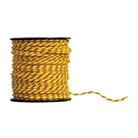 Barrier Rope - Yellow/Magenta Barrier Rope 5/16 in. x 600 ft.