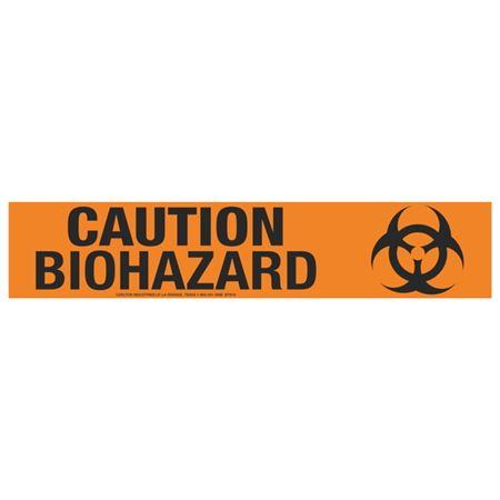 Caution Biohazard (Graphic) Tape