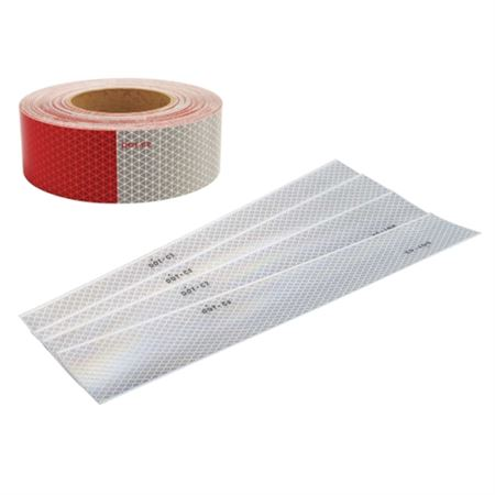 "Conspicuity Tape - Continuous Pattern Kit - 2"" by 150 Feet, 2 x 12"