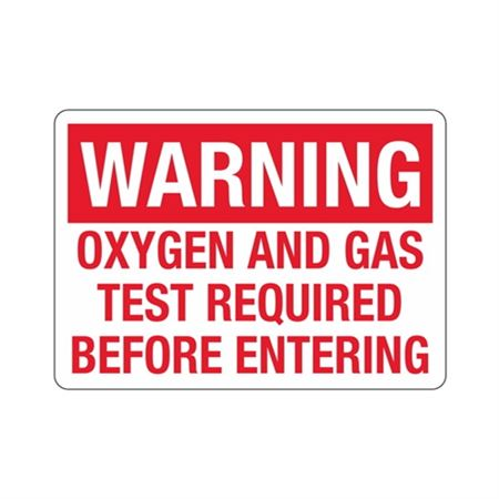 Warning OxygenAndGasTestRequired BeforeEntering