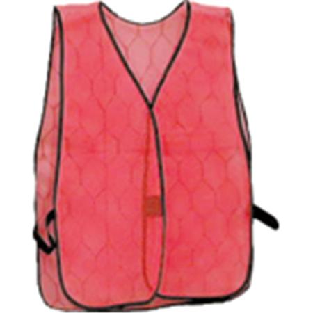 Economy Safety Vest - Orange