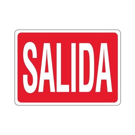 SALIDA Sign