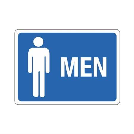 Men Sign (Graphic)