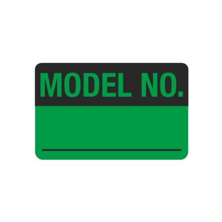 Calibration Hot Labels - Model No. __ 1.5 x 2.375