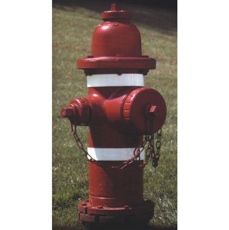 "Hydrant Reflector - 1"" Diamond Grade"