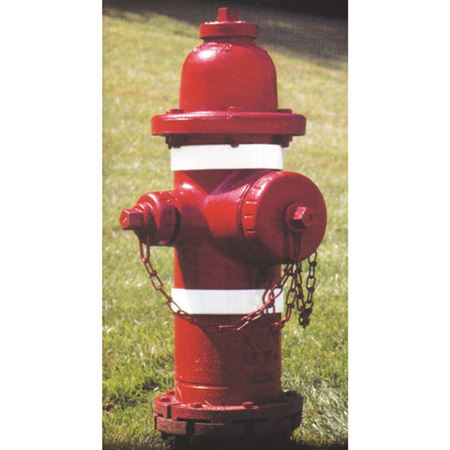"Hydrant Reflector - 1"" Engineer Grade"