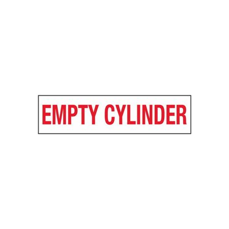 Empty Cylinder - 2 in. x 8 in.