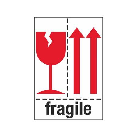 Fragile - 4 x 6
