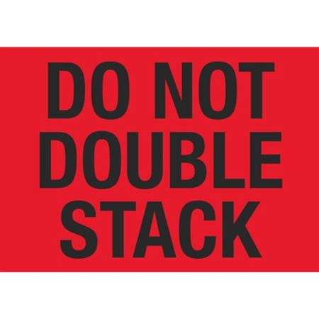 Do Not Double Stack - 7 x 10