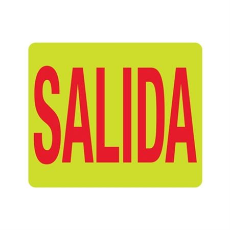 Luminescent Salida 10x12 Sign