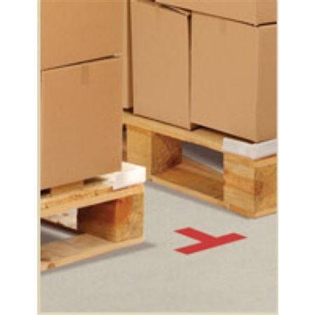 Heavy Duty Floor Tape - Solid Hatch T 2 inches