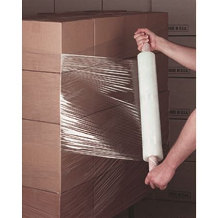 "Industrial Grade Nifty Wrapper - Clear Nifty Wrapper 20"" x 1000'"