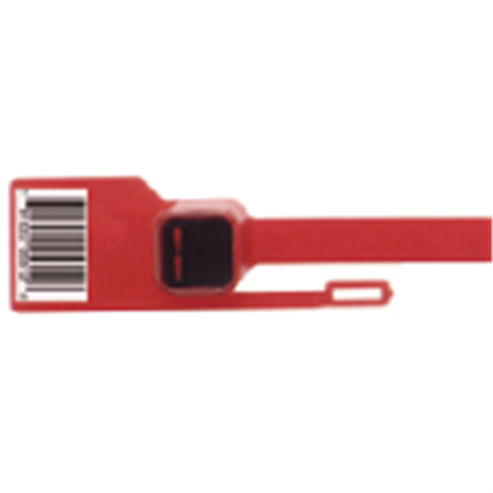 Heavy Duty Cargo Seals with Barcodes - 11 5/8 inches