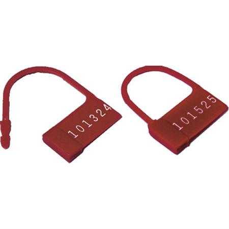 Light Weight Easy Break Seal - (Custom) - 1 inch x 1-1/4 inches