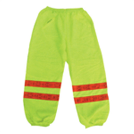 ANSI Class E Pants - Lime - Extra Large