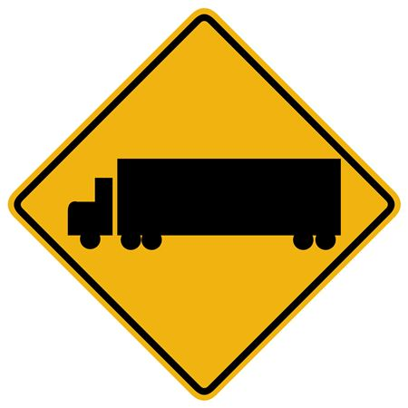 Truck (Graphic) Sign