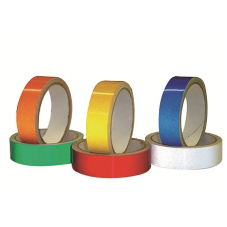 Color Coded Reflective Marking Tape-3 in Solid
