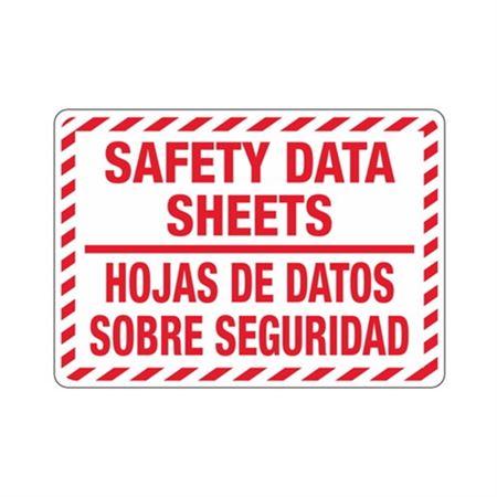 Safety Data Sheets / Bilingual