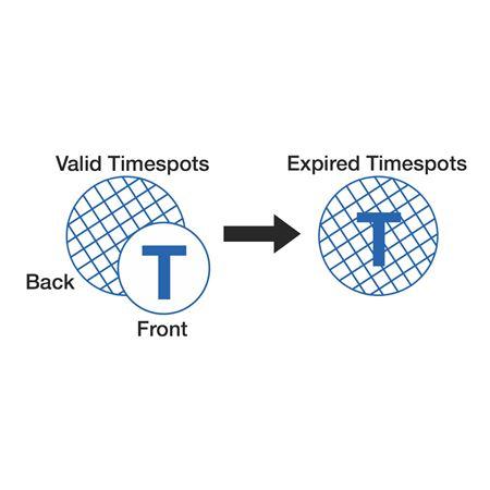 Self-Expiring Timespots - Self-Expiring Timespots - Temporary .875
