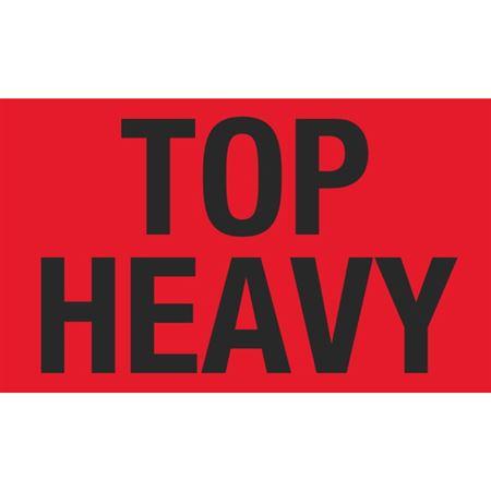 Top Heavy - 3x5 in